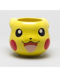 Taza Pikachu 3D