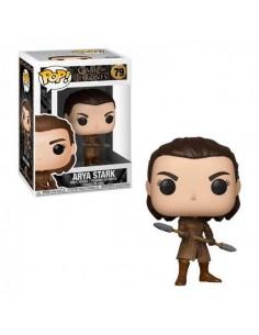 Pop Arya Stark. Juego de Tronos