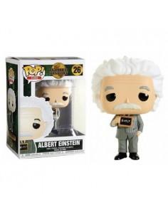 Pop Albert Einstein. World History