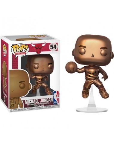 Pop Michael Jordan. NBA