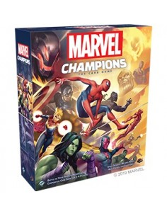 RESERVA Marvel Champions: The Card Game Core Set