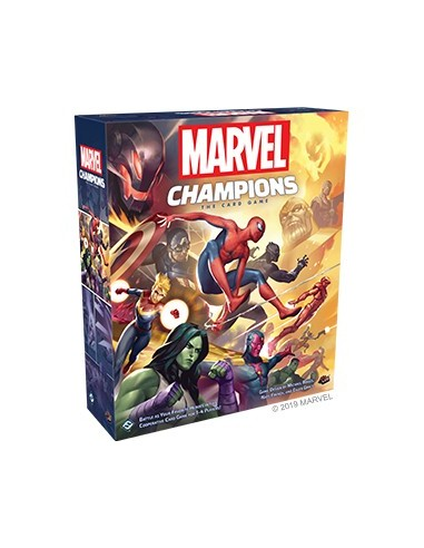 PREORDER Marvel Champions: The Card Game Core Set