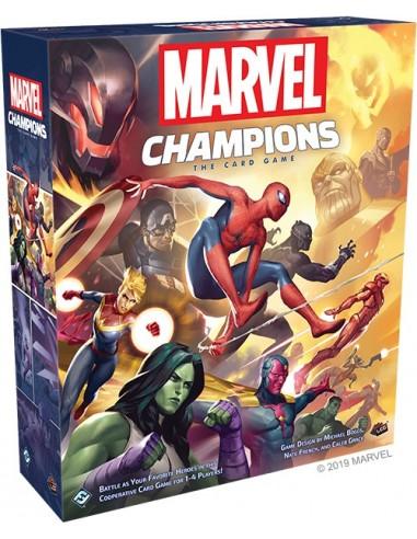 Marvel Champions. LCG Core set (inglés)