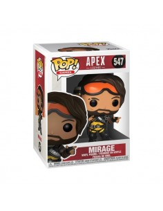 Pop Mirage. Apex Legends