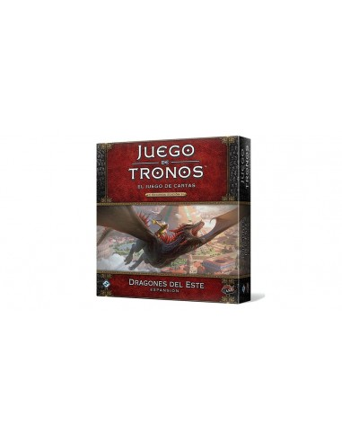Agot 2.0 Lcg: Deluxe Dragons of the East (Spanish)