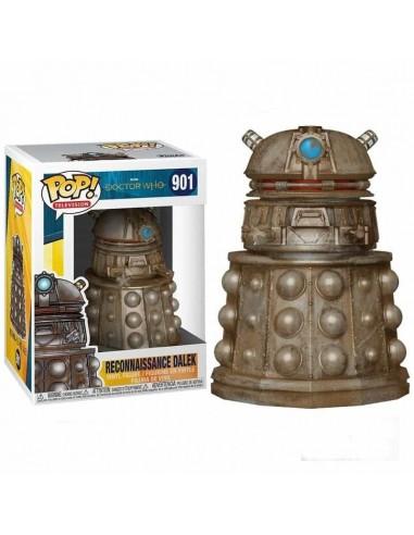 Pop Dalek de Reconocimiento. Doctor Who