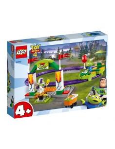 Lego Alegre Tren de la Feria. Toy Story