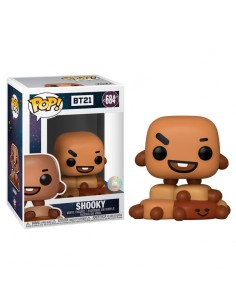 Pop Shooky. BT21