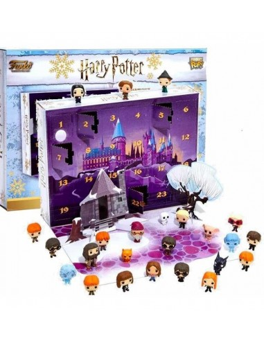 Calendario de Adviento Harry Potter 2018