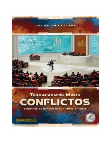 Conflictos - Terraforming Mars