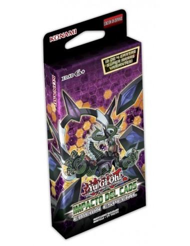 Yu-Gi-Oh! Impacto del Caos - Edición Especial. Caja de sobres (3)
