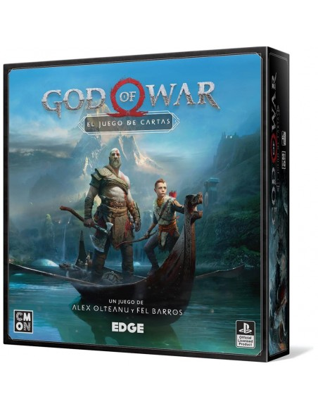 Juego de Cartas God of War