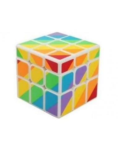 Moyu Rainbow Unequal 3x3x3