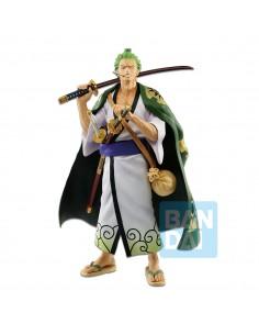 Banpresto Zoro Ronoa - Japanese Style Figure