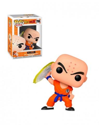 Pop Krillin. Dragon Ball