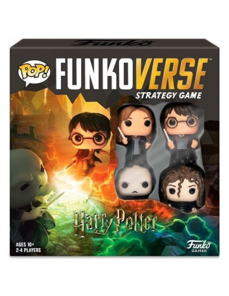 Strategy Game Pop Funkoverse Harry Potter