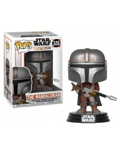 Pop The Mandalorian. Star Wars