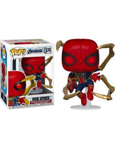 Pop Iron Spider. Spiderman.