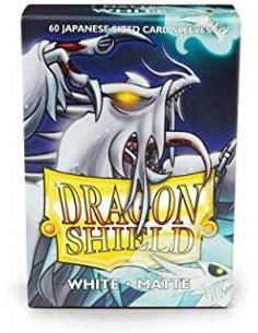 Fundas Dragon Shield Tamaño Yu-Gi-Oh! (59x86mm) - White Matte