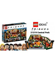 Lego Central Perk. Friends