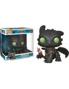 Pop Toothless 25cm. How to Train your Dragon 3