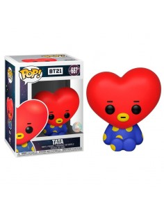 Pop Tata. BT21