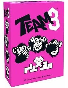 Team 3. Caja Rosa