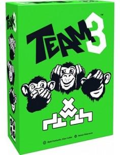 Team 3. Caja Verde