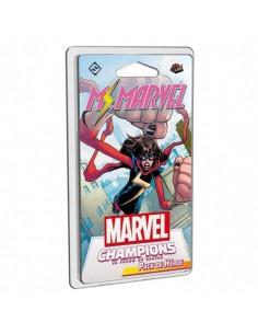 Ms. Marvel Hero Pack. Marvel Champions
