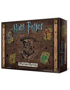 Harry Potter Hogwarts Battle. Juego Cooperativo.