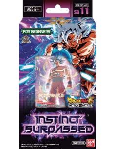 PRE ORDER. Dragon Ball Super TCG: Starter Deck Instinct Surpassed