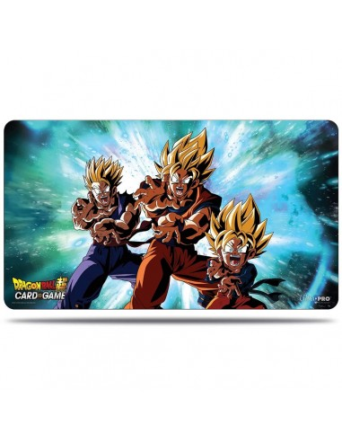 Rug Goku´s Family. Dragon Ball TCG