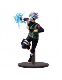 Figura Banpresto. Hotake Kakashi. Vibration Stars. Naruto Shippuden.