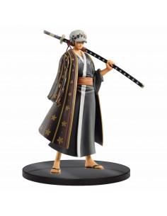 Figura Banpresto. Trafalgar Law. Wanokuni. The Grandline Men. One Piece