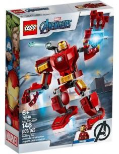 Lego. Armadura Robótica de IronMan. Vengadores