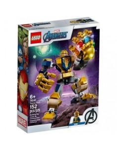 Lego. Armadura Robótica de Thanos. Vengadores
