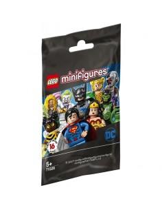 Lego Minifiguras. DC Superhéroes. Sobre