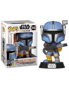 Pop Heavy Infantry Mandalorian. Star Wars