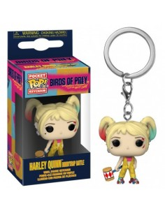 Keychain Pop Harley Quinn Boobytrap battle