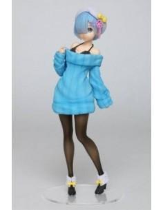 Re:Zero Rem Knit Dress Figure