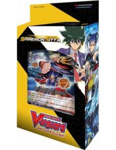 Trial Deck Shinemon Nitta. Cardfight!! Vandguard V