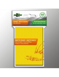 Matte Sleeves Yellow 62x89 cm Yu-Gi-Oh! Blackfire