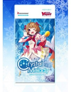 Cardfight Vanguard: Crystal Melody. Booster Pack