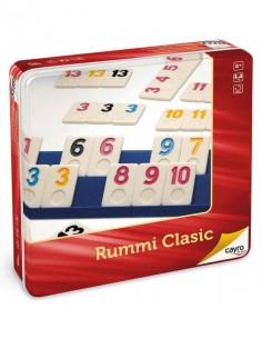 Rummi Classic Caja Metálica