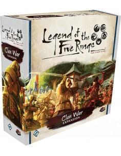 L5R lcg: Clan War Expansion