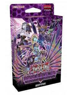Yu-Gi-Oh! Confrontación de Sombrañecas. Baraja de Estructura