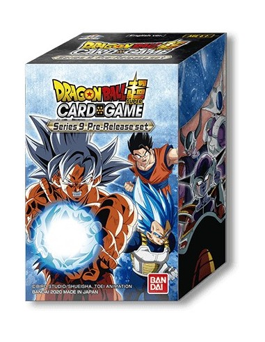 Dragon Ball Super TCG: Pack Pre-Release Series 9 Universal Onslaught