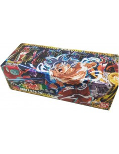 PRE-RESERVA Dragon Ball Super TCG: Draf Box 5 Divine Multiverse