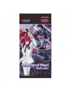 Cardfight Vanguard: Phantasmal Steel. Sobres