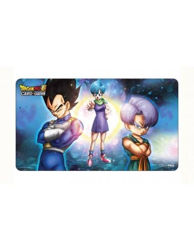 Playmat Vegeta Family. Dragon Ball Super TCG